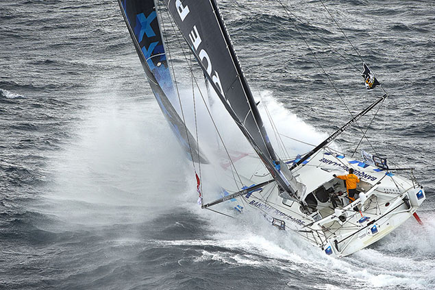 Banque Populaire vendee globe
