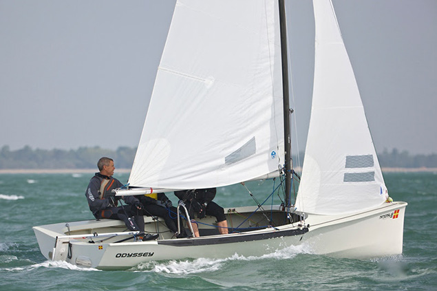 National 18 Dinghy