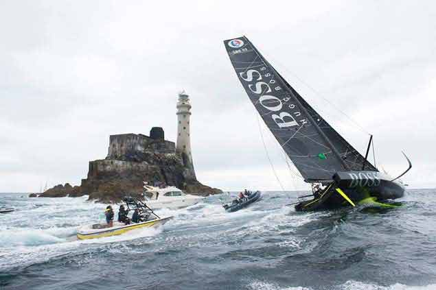 hugo boss at fastnet15