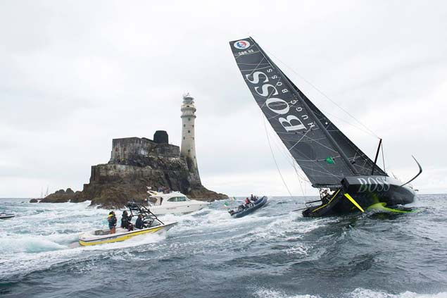 hugo boss at fastnet7