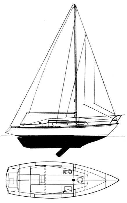 original design for the Elizabethan 23