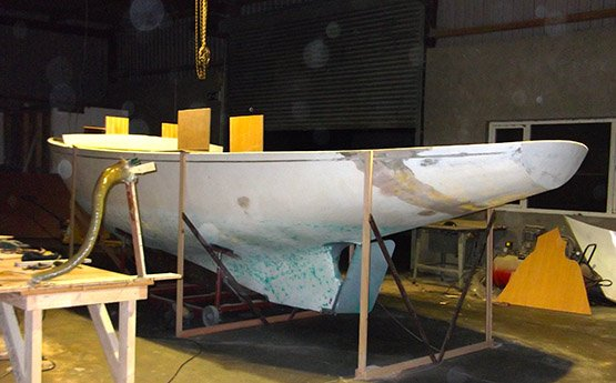 boat building ireland