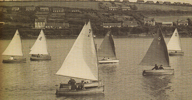 International 12 dinghy cork harbour