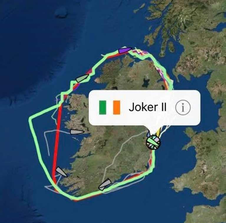 jokerII round ireland route9