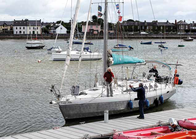 lady belle at dungarvan9