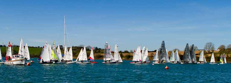 mixed dinghies royal cork