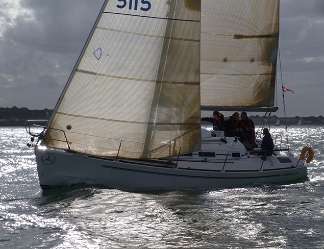 Mystique of Malahide Yacht
