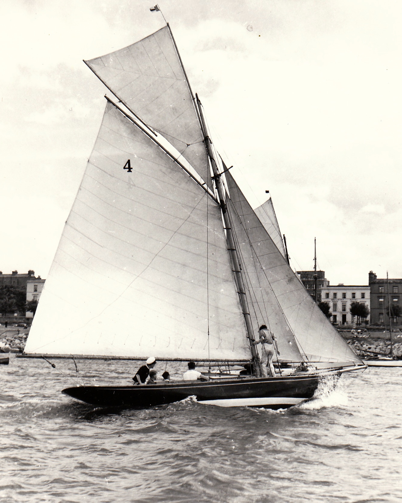 Dublin Bay 21 Keelboat
