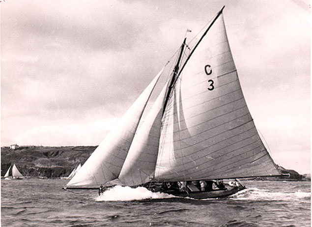 Cork harbour one design yacht