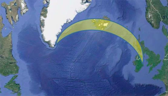 The North Atlantic Crescent