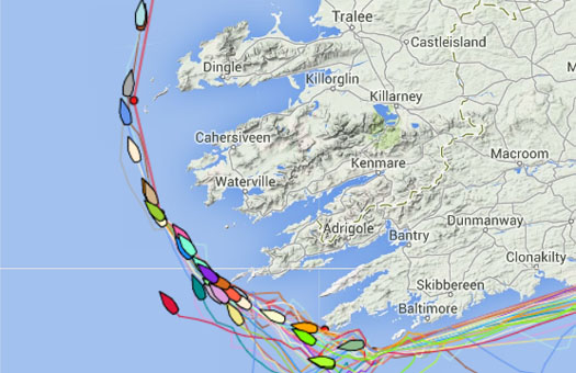 round ireland fleet day 3
