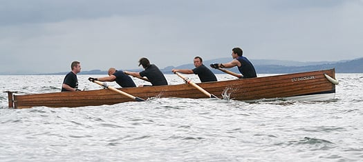 rowing stmichaels