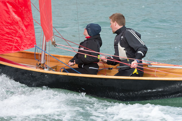 royal cork dinghy sailing PY3