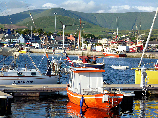 Dingle port