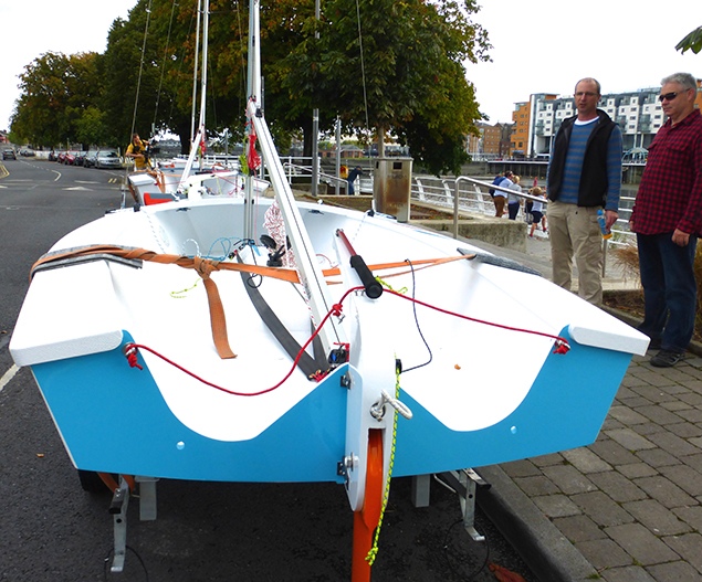 city one dinghy