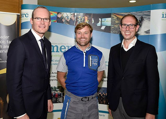Simon Coveney Alex Thomson Stewart Hosford