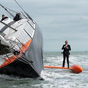 vendee globe Alex Thompson keel