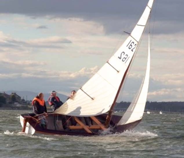 wexford sailing cot5