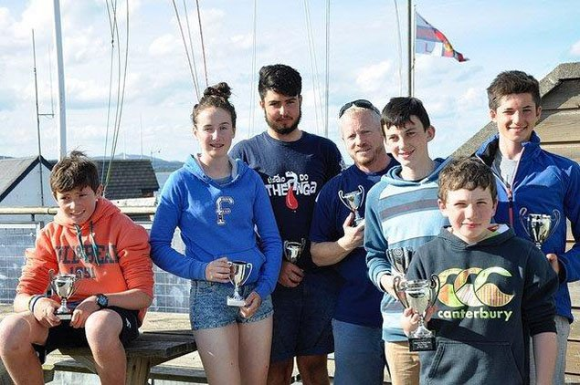 wicklow sailing club regatta