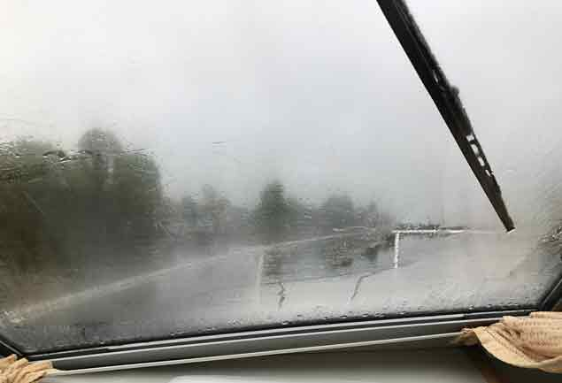 windscreen wipers boat