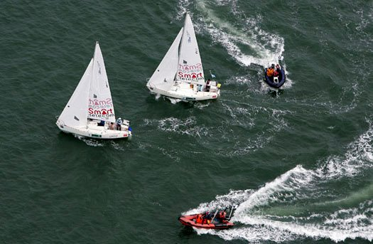womens match racing