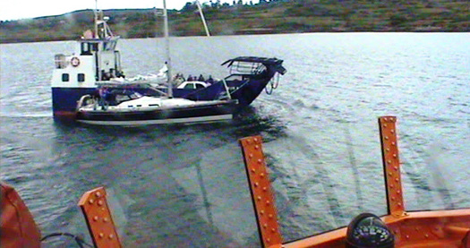 yacht bere island accident