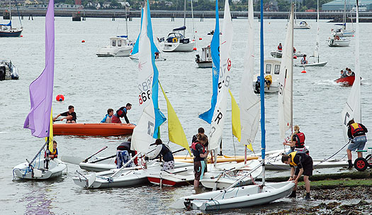 youthdinghysailing