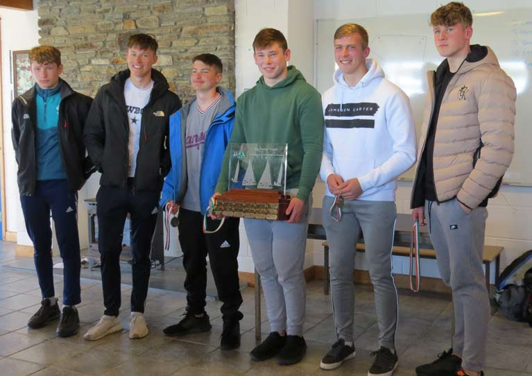 Winners - Presentation College Cork
