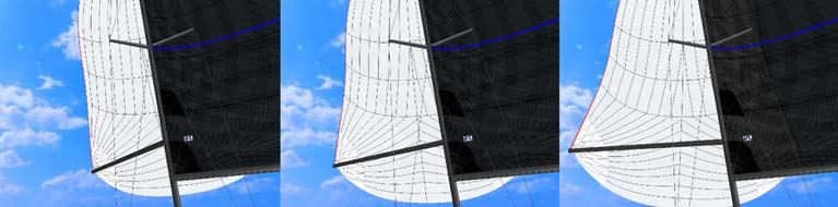 spinnaker diagram