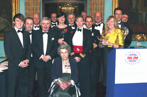AWARDEES_GROUP_UK_MARITIME_AWARDS_2010