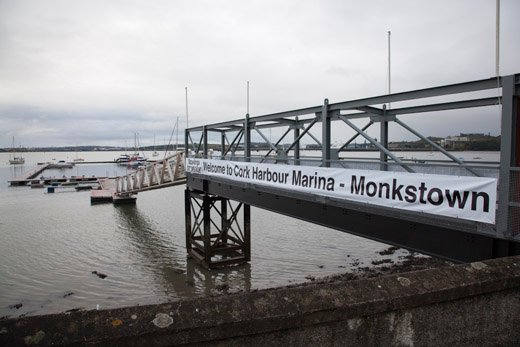 Monkstown marina