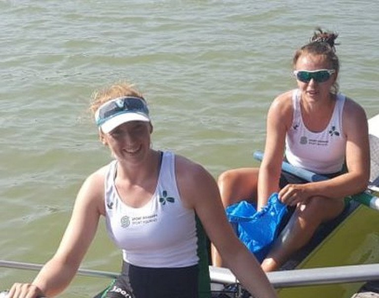 Women's Four and Lightweight Double Provide Highlights on Good First Day for Irish UPDATE