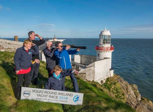 Entries Open for 2018 Round Ireland Yacht Race