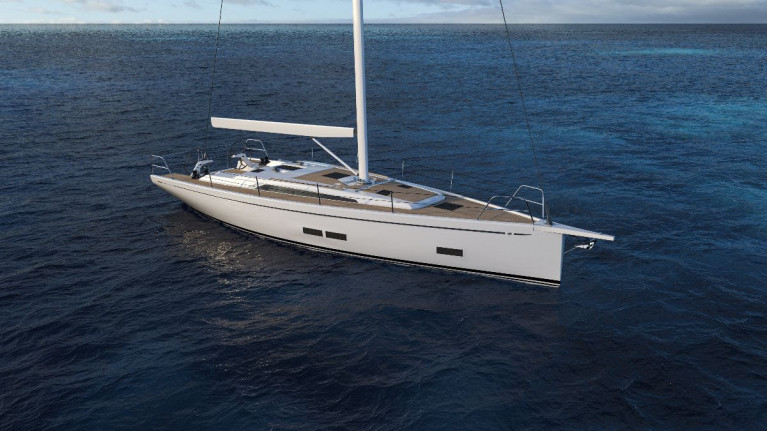 The new Grand Soleil Performance 44