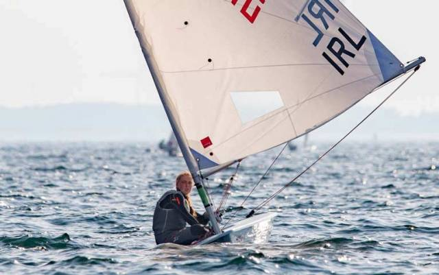 Fifteen-year-old Eve McMahon will race in the Irish Tokyo trials in the Radial Class