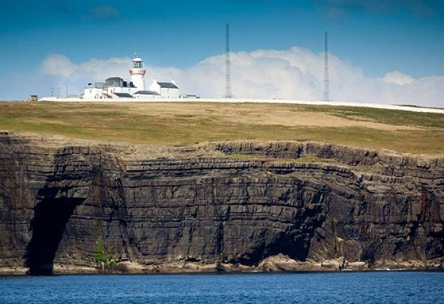 Loop Head Lighthouse – The increase in visitors represents the fifth successive annual increase in visitor numbers at the West Clare landmark