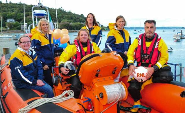 Maryborough Lifeboat Lunch Returns to Raise Funds for Cork RNLI Stations