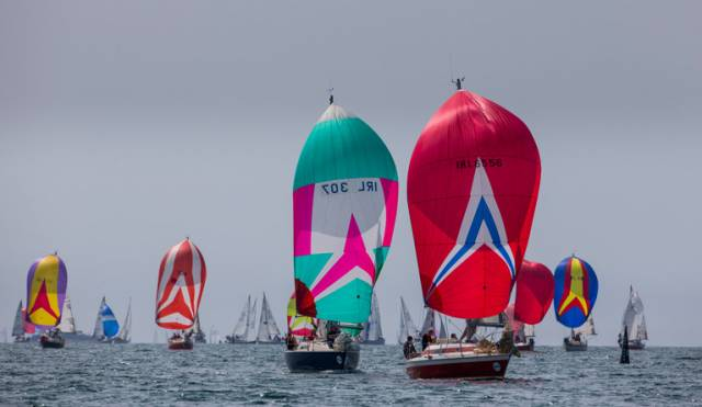 475 Boats Confirmed For Ireland's Biggest Sailing Regatta at Dun Laoghaire