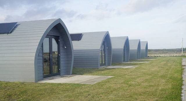 Coastal Spots Make List Of Ireland's Top Glamping Destinations