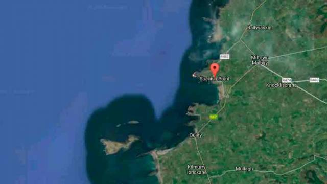 The exercise will centre on a major spillage of crude oil having occurred from an oil exploration platform located approximately 220km off the south west coast of Ireland and oil coming ashore at Spanish Point in County Clare