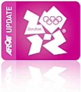 No Annalise Olympic Laser Radial TV Coverage Til Monday's Medal Race