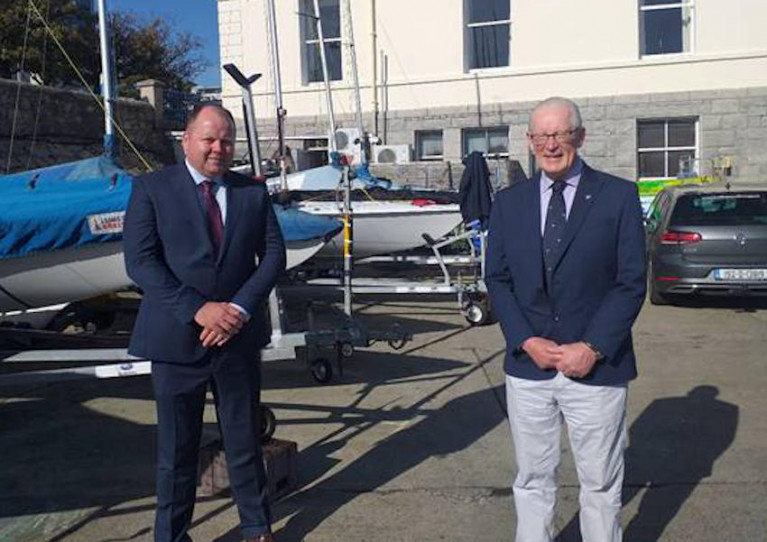 New General Manager John O'Grady A Welcome Addition To National Yacht Club Team