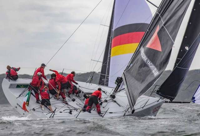 Anthony O'Leary & Royal Cork Yacht Club Take Bronze at New York Invitational Cup