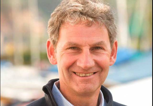 John Derbyshire – The RYA Director of Racing is to step down after 32 years' service