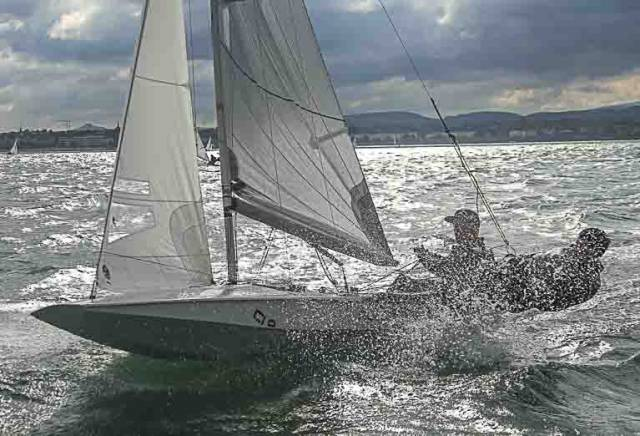 Irish Fireball dinghy interests will be represented at international level with Dublin Bay sailor Cormac Bradley's appointment as Rear Commodore, Europe West to the International Fireball Executive