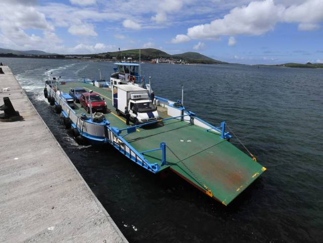 Valentia Island: 'We Need Support to Save Our Ferry'