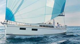 The Beneteau Oceanis 38.1 will be on display in Poole Harbour