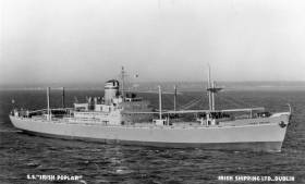 Des Branigan was an able seaman with Irish Shipping