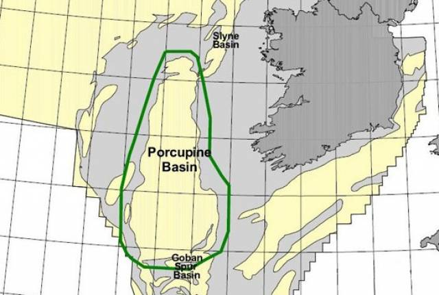 Marine Notice: 3D Seismic Survey In North Porcupine Basin