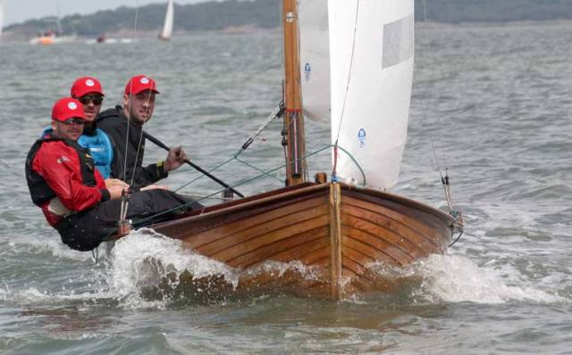 Mermaid National Champions 188 – Innocence helmed by Darragh McCormack and crew Mark McCormack and Johnny Dillon